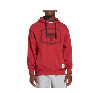 NWT Under Armour Men's Project Rock Warm Up Hoodie